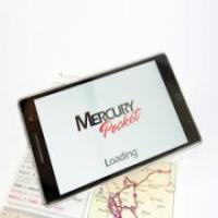 Mercury Handheld Magnifier 7-10