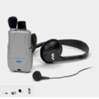 Pocket Talker with Headphones or Neck Loop