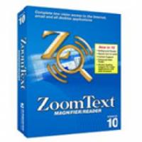 ZoomText Magnifier - Reader
