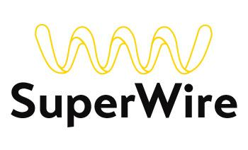 Super Wire logo